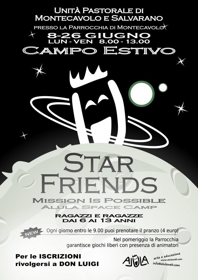 locandina space camp 2015 montecavolo